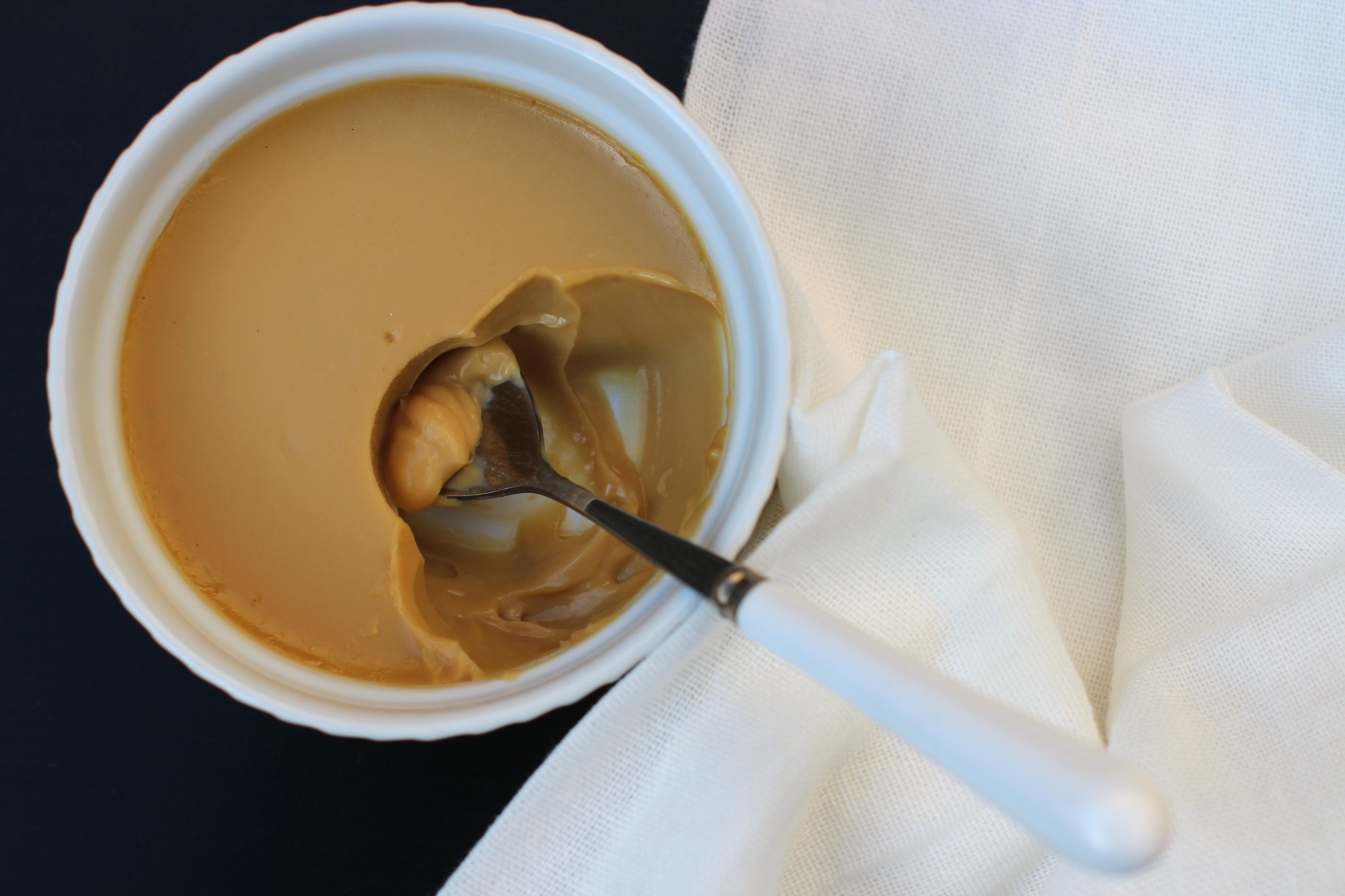 Butterscotch Pots de Creme | Charlotte au Chocolat